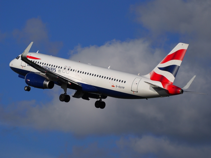 "Самолет на ""British Airways"" кацна аварийно в Баку"